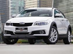 Qoros 3 City SUV. Фото сайта sohu.com
