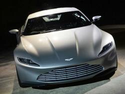 Aston Martin DB10. Изображение Aston Martin