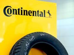 Миллионная шина. Фото Continental