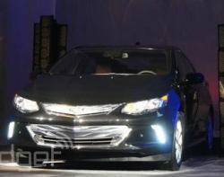 Chevrolet Volt. Фото Engadget из Twitter