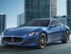Maserati  GranTurismo. Фото Maserati