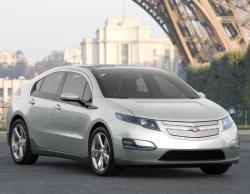 Chevrolet Volt. Фото Chevrolet