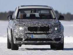 Новый BMW X3. Фото WorldCarFans