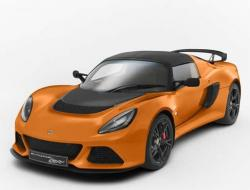 Lotus Exige S Club Racer. Фото Lotus