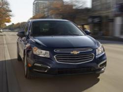 Chevrolet Cruze. Фото Chevrolet