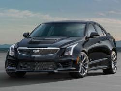 Cadillac ATS-V. Фото Cadillac