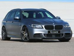 BMW M550d G-Power. Фото G-Power