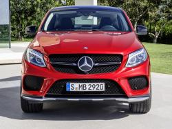 Mercedes GLE Coupe.  Фото Mercedes
