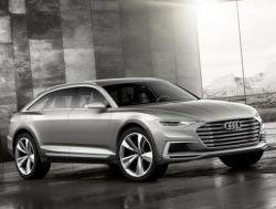 Audi Prologue Allroad. Фото Audi