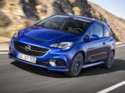 Opel Corsa OPC. Фото Opel