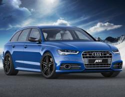 Audi S6 Avant. Фото ABT Sportsline