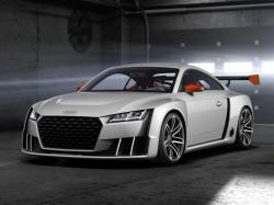 Audi TT clubsport turbo. Фото Audi