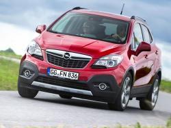 Opel Mokka. Фото Opel