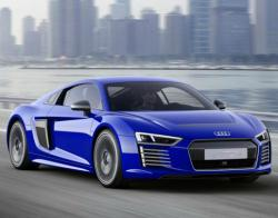 Audi R8 e-tron Piloted Driving Concept. Фото Audi