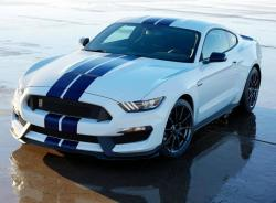 Ford  Mustang Shelby GT350. Фото Ford