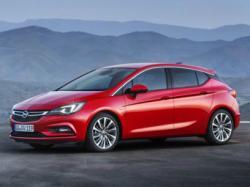 Opel Astra. Фото Opel