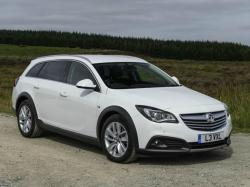 Vauxhall Insignia Country Tourer. Фото Vauxhall