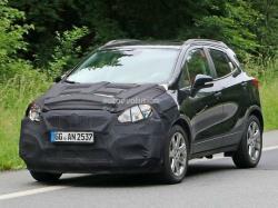 Opel Mokka. Фото AutoEvolution