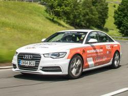 Audi A6 2.0 TDI ultra. Фото Audi