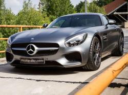 Mercedes-Benz AMG GT. ���� McChip-DKR