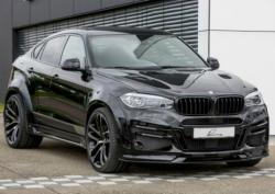 BMW  X6 Lumma Design. Фото Lumma Design