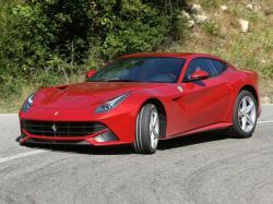 Ferrari F12berlinetta. Фото Ferrari