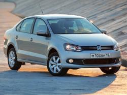 Volkswagen  Polo Sedan. ���� Volkswagen