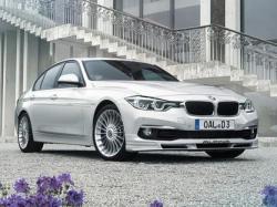 BMW D3. Фото Alpina