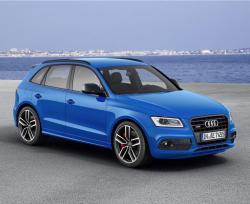 Audi SQ5 plus. Фото Audi