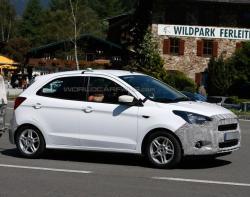 Ford Ka. Фото с сайта worldcarfans.com