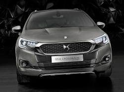 Citroen DS4 Crossback. Фото Citroen