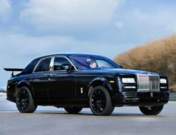 Rolls-Royce Project Cullinan. Фото worldcarfans.com