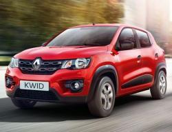 Renault Kwid. Фото Renault