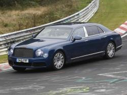 Bentley  Mulsanne LWB. Фото World Car Fans