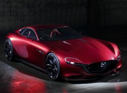 Mazda RX-Vision. Фото Mazda
