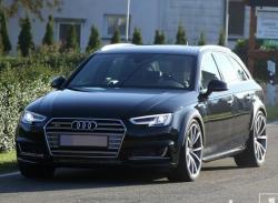 Audi RS4 Avant 2017. Фото Audi