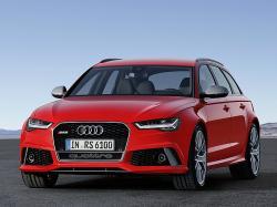 Audi RS 6 Avant Performance. Фото Audi