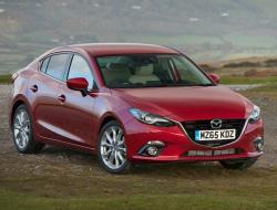 Mazda3. Фото Mazda