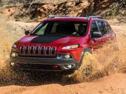 Jeep Cherokee. Фото Jeep