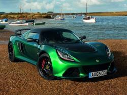Lotus Exige Sport 350. Фото Lotus