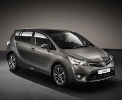 Toyota Verso. Фото Toyota