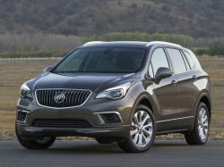 Buick Envision. Фото Buick