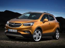 Opel  Mokka 2016. Фото Opel