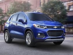 Chevrolet Trax/Tracker. Фото Chevrolet
