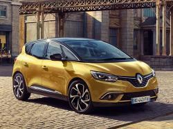 Renault Scenic 2016. Фото Renault