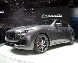 Maserati Levante. Фото worldcarfans.com