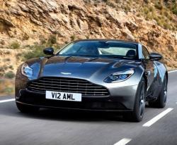 Aston Martin DB 11. Фото Aston Martin