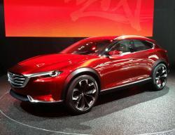 Mazda Koeru. Фото Mazda