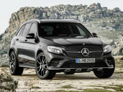 Mercedes AMG GLC 43 4Matic. Фото  Mercedes