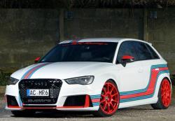 Audi RS3 Sportback MR Racing. Фото MR Racing